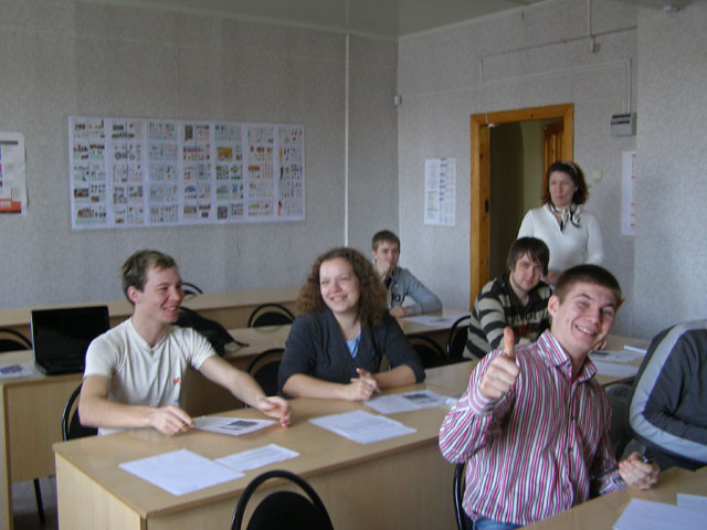 Итоги конкурса студентов-переводчиков немецкого отделения 11 - 16 апреля 2011 г.